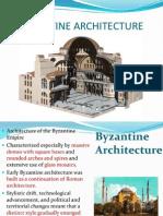 Byzantine Architecture