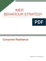 Consumer Behaviour Strategy