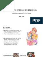 12 FORMAS BÁSICAS DE ENSEÑAR