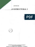 Apuntes de Análisis Estructural