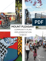 Mount Pleasant Community Plan Implementation Package 1 Intro