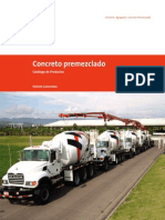 Catalogo de Concreto