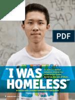 StoryWorks - I Was Homeless
