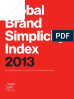 Global Brand Simplicity Index 2013 eBook Spreads FINAL