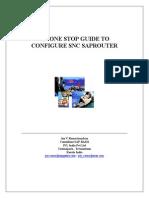 Sap Snc Configuration