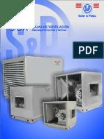 Catalogo Industrial Centrifugos CDA