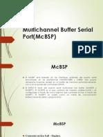 McBSP Registers