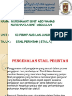 PPT STAIL A