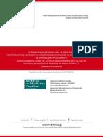 COMPARACIÓN DEL RENDIMIENTO ACADÉMICO DE ESTUDIANTES DE MEDICINA SEGÚN SU ESTILO DE APRENDIZAJE PRED