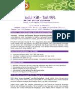 Modul KSR 12 - TMS RFL
