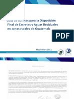 Guia de Disposicion Excretas Aguas Residuales FIN