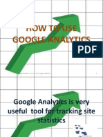 Ellen_Britanico_How to Use Google Analytics