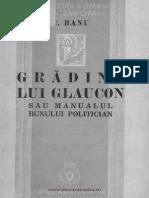 Manualul Bunului Politician C. Banu 1937