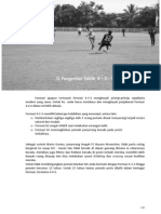 Kurikulum Sepak Bola Indonesia Part 2