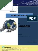 Tactics Iit Jodhpur Android