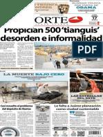 Periódico Norte edición impresa día 17 de febrero 2014