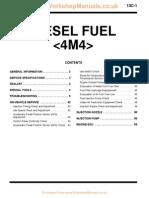 Diesel Pump and Timing