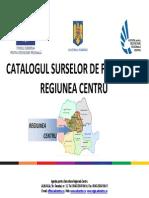 Catalog Surse de Finantare Februarie 2014