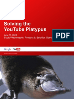 yt - solving the youtube platypus
