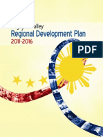 Cagayan Valley, Regional Development Plan (Read)