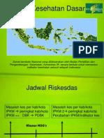 Riskesdas Launching Kabadan