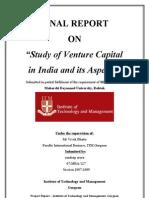 REPORT on Venture Capital