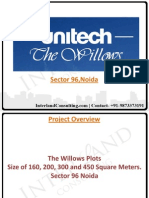 Unitech Willows | Sector 96 Noida