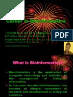 Bioinformatics Oppertunity