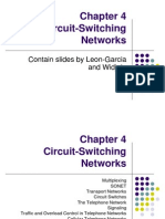 4. Circuit-Switching Networks
