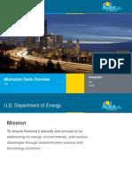 Alt Fuels Overview