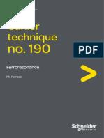 Ferro Resonance in CVT