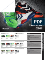 2013 Indoor Footwear