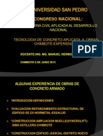 02. Tecnolgias de Concreto Aplicada a Edificaciones (Ing. Hermoza Conde)