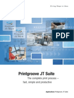 Printgroove JT Suite