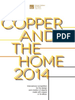 Copper and the Home 2014 Competition Notice