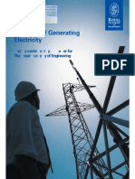 Cost of Generating Electricity