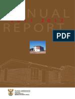 Annual Report 10112012
