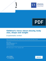 Obesity Views Children R2009Rees