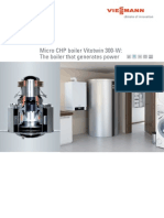 Ppr-micro Chp Boiler