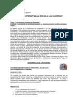 GIROSAGOSTO-WEBQUEST Y CACERIAS[1][1][1] GIROS