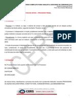 Atos Processuais 2013
