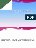 PATOLOGI TELINGA