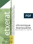 Chronique - D+®cembre 2013
