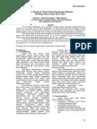 Analisa Pengaruh Variasi Sudut Sambungan Belokan(14-22)