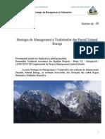 Anexa 49.Strategia de Management a Vizitatorilor Anexe