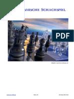Das Kosmische Schachspiel