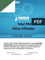 Presentacion Promoticket Afiliados 2009