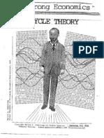 Cycle Theory Sixth Dimension 909