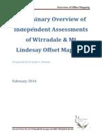 John Hunter Offset Assessment Report 13 Feb 2014 Final