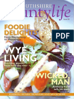 Monmouthshire County Life March April 2014
